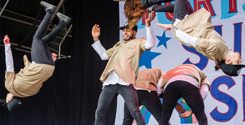 Portsmouth Summer Show, Diversity, 2016