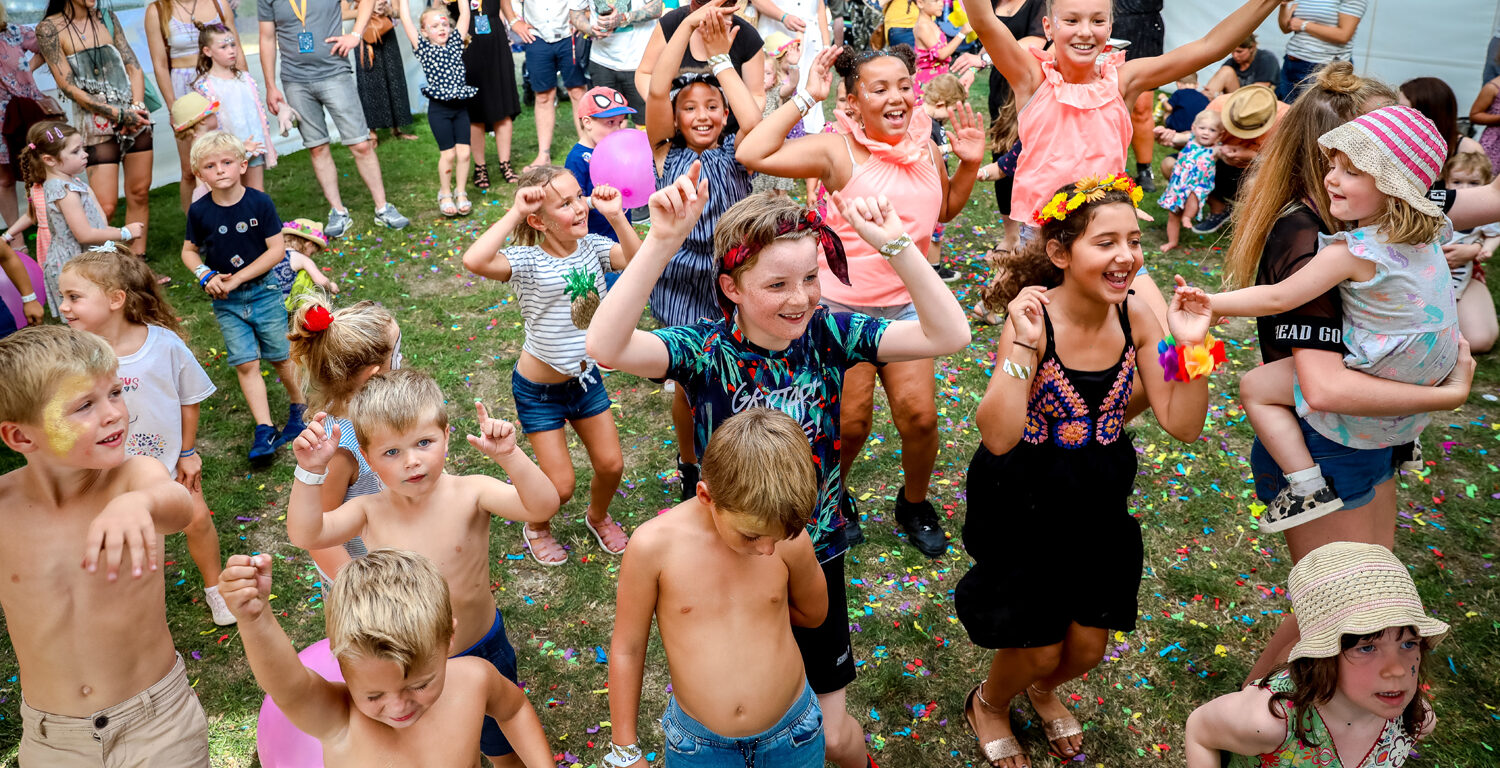 Kids Disco, Victorious Festival Kids Arena, 2019 - by Victorious Events