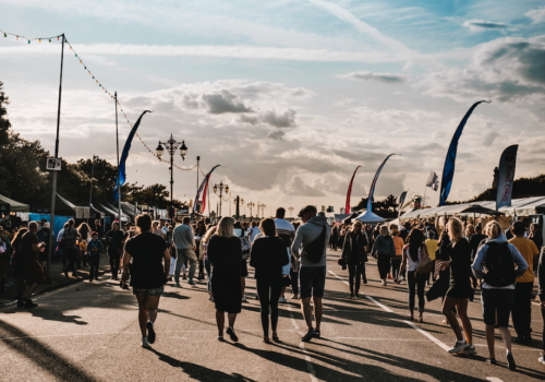 Market Way, Victorious Festival 2017