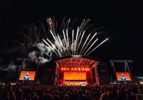 Fireworks, Main Stage, Two Door Cinema Club, Victorious Festival 2019