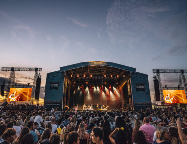 Stage Branding, Victorious Festival 2019 - Design by Victorious Events