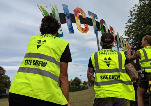 Victorious Events Site Crew, Victorious Festival, 2019